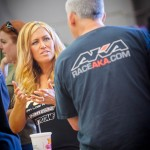 Ronda Drake and Gil Losi discuss racing secrets.
