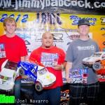 Sportsman 4wd SC - David Haagsma 2nd, Patrick Posadas 1st, Matt Wolter 3rd.
