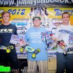 Open 2wd Buggy - Dustan Evans 2nd, Cody Turner 1st, Steven Hartson 3rd.