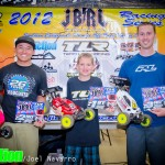 1/8th Scale Electric - Justin Lew 2nd, David Jenson 1st, Nickolas Blais 3rd.