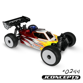 JConcepts Illuzion XRAY XB9 Finnisher Body
