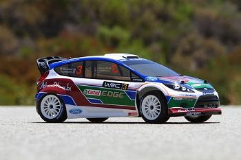 HPI RTR WR8 FLUX Ford Fiesta RS WRC