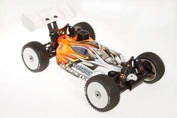 Serpent Cobra 811 1/8 Nitro Buggy Sport Edition