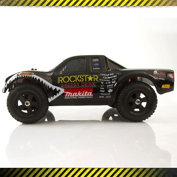 Atomik RC RTR 1/18 Brian Deegan Metal Mulisha Ford Raptor 150 Short Course Truck