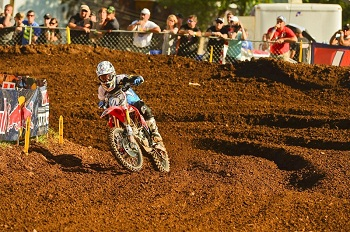 Team Associated's Justin Barcia Wins MX National In Washougal, WA