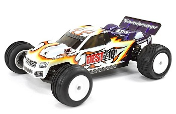 Team Durango DEST210R 2WD Stadium Truck Kit