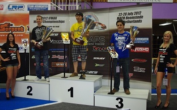 Naoto Matsukura Wins 3rd Consecutive IFMAR 1/12 On-Road Electric Championship