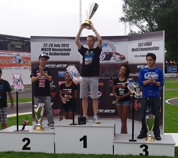 Jilles Groskamp Wins 2012 IFMAR Touring Car World Championship