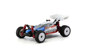 Kyosho Jared Tebo Edition Lazer ZX-5 FS Mini-Z