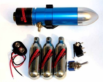 RB Innovations Silver Bullet Nitrous System Twitter Giveaway