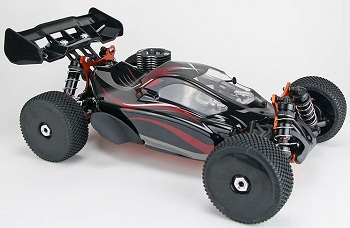 OFNA RTR Hyper SS 1/8 Nitro Buggy