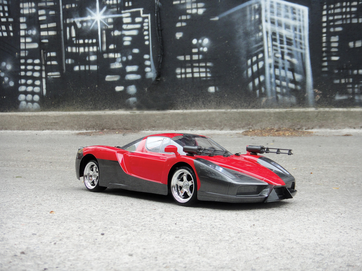 Readers' Rides: Tamiya TT01 Type E [August 2012]