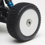 High-traction knobby tires