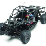 Functional full roll cage with integral dirt shields
