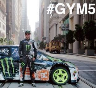Gymkhana FIVE – Ken Block Drifts Through San Francisco