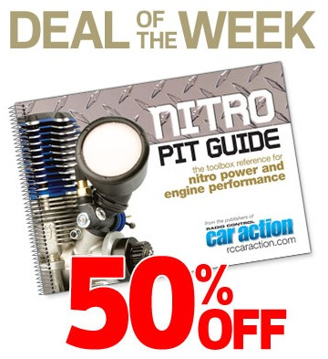 Deal Of The Week: RC Nitro Pit Guide [50% Off At The Air Age Store]