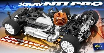 XRAY NT1 Pro Edition Kit
