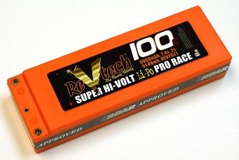 Trinity ReVtech 100c LiPo Packs