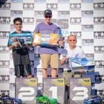 GT3 Winners - Julian Wong 2nd, Joshua Hill 1st , Alan Mok 3rd