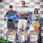 GT1 Class - Lee Passehl 2nd, Rod Canare 1st, Juan Aveytia 3rd