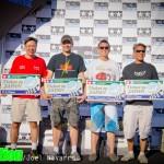 Japan Class Winners - F1 - Anthony Fung, GT2 - MiHai Gutuescu, Mini - Gordie Tam, GT1 - Rod Canare