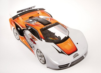 Serpent Cobra GT-E 1/8 On-Road 4WD Car