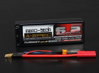 Turnigy Nano-Tech A-Spec LiPo Batteries