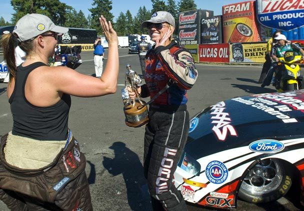 Traxxas' Courtney Force Wins Seattle