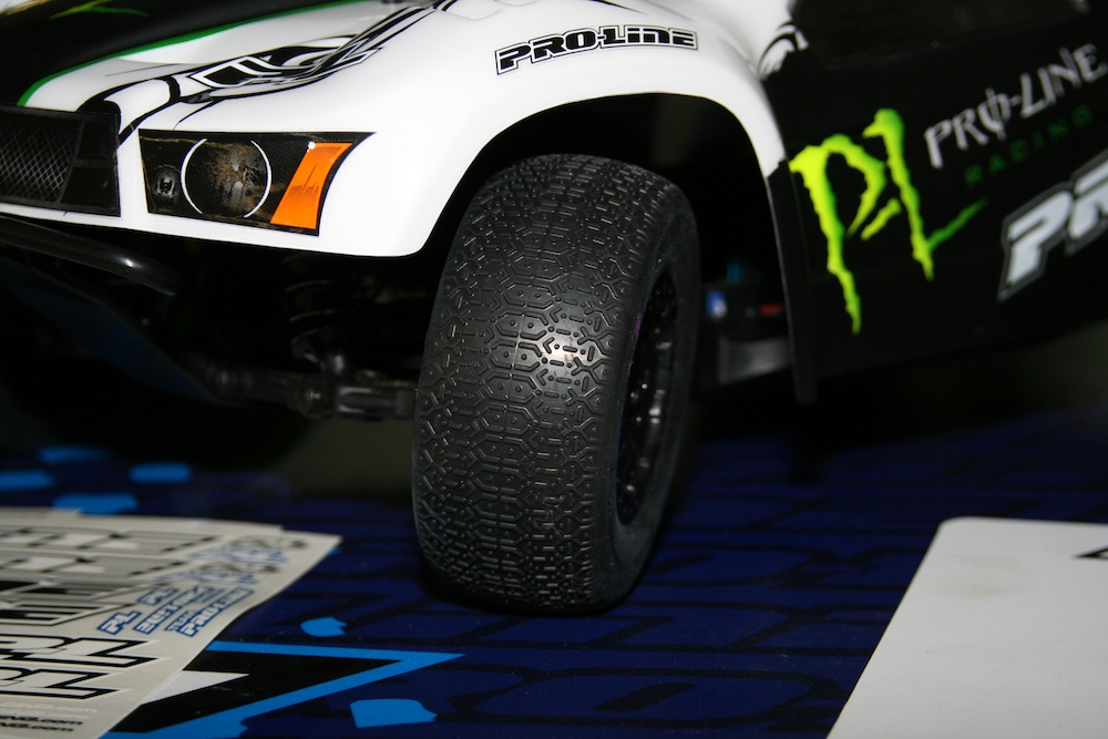 EXCLUSIVE! Pro-Line's New ION SC & Buggy Tire