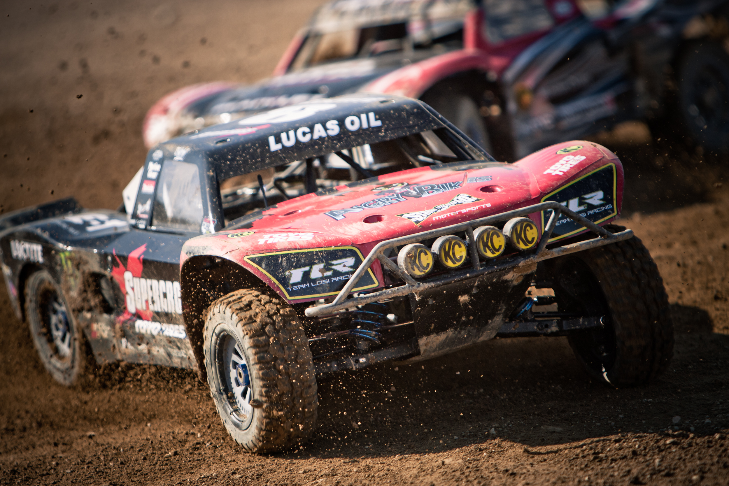 2012 Lucas Oil Off Road Racing Series