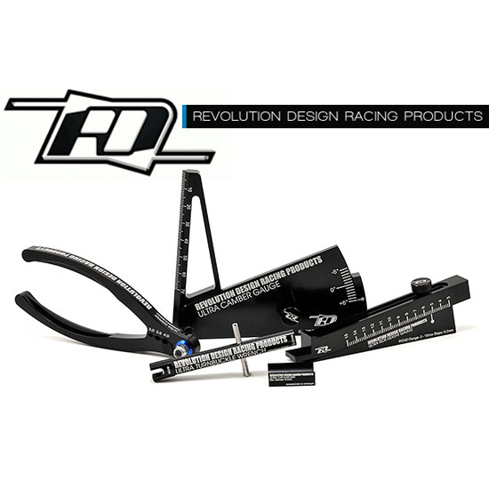 A Main Hobbies Now Carries Revolution Design Racing Products in North America