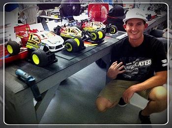 Ryan Cavalieri TQs And Sweeps 2012 ROAR Modified Classes