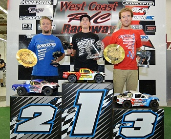Team Associated Wins 8 Of 10 Races At The 2012 R.O.A.R. Super Nationals