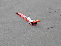 167 MPH Electric RC Car