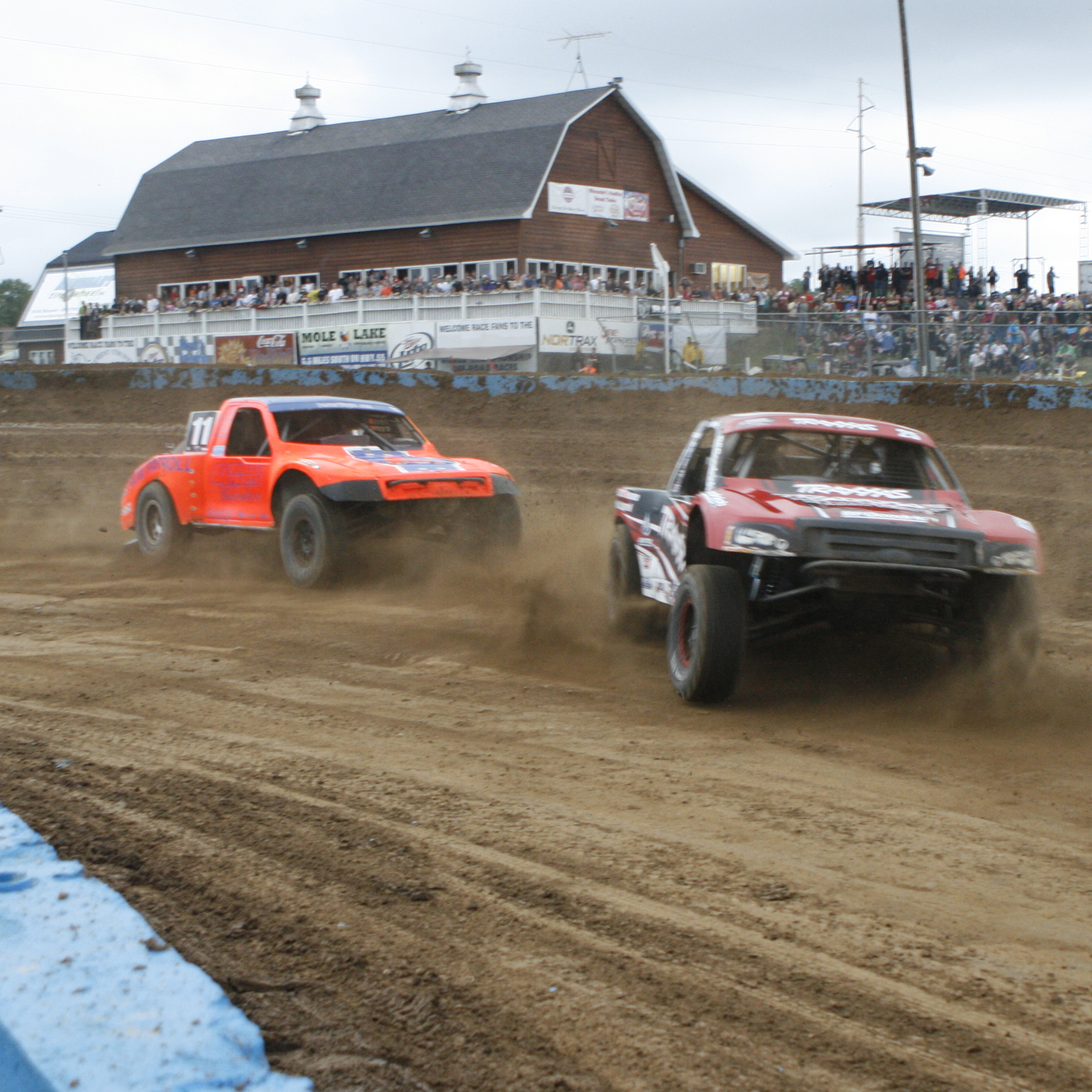 Traxxas TORC Series Takes Over At Crandon