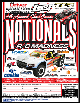 Online Coverage Of The 4th Annual Short Course Nationals At R/C Madness