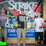 Expert Truggy Winners - Josh Wheeler 2nd, Adam Drake 1st, Carson Wernimont 3rd