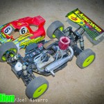 Ryan Cavalieri's Winning Buggy