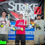 Sportsman Buggy Winners - Dan Hopkins 2nd, Jimmy Brown 1st, Victor Guerrero 3rd