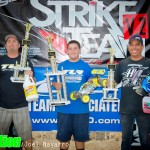 Intermediate Buggy Winners - Robert Wickham 2nd, Andy Carrillo 1st, Felipe Martinez 3rd