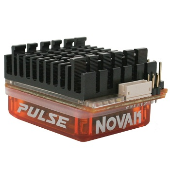 Novak Pulse Brushless Racing ESC With X-Drive