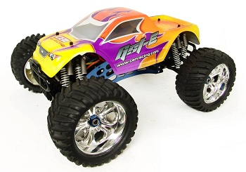 CEN Racing GST-E RTR 1/8 Brushless Monster Truck