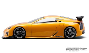 PROTOform Lexus LFA Clear Body