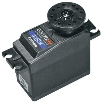 Futaba Programmable S.Bus High Voltage Servos