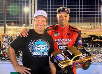 Team Associated's Carl Renezeder Wins His 100th+ In Las Vegas