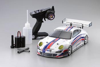 Kyosho Ready Set PurT GP Fazer Porsche 911