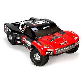 Losi Limited Edition RTR JS Twitch XXX-SCT
