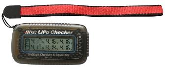 Hitec LiPo Battery Checker And Balancer