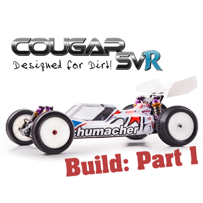 Schumacher Cougar SVR – Build Part 1