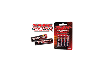 Traxxas Power Cell Alkaline Batteries